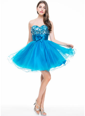 cheap sparkly homecoming dresses