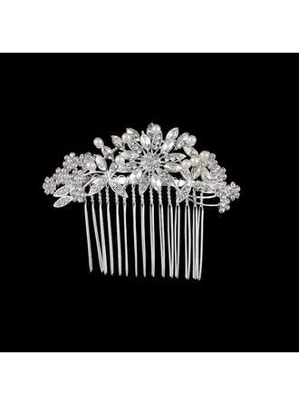 Kämme und Haarspangen Hochzeit Legierung Prächtig (In Einem Stück Verkauft) Kopfschmuck
