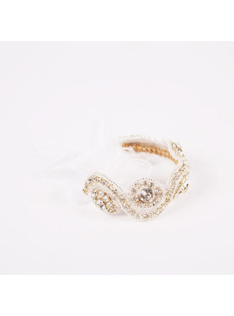 "Wrist Corsage Wedding Rhinestone 0.79"" (Approx.2cm) 1.57"" (Approx.4cm) Wedding Flowers"