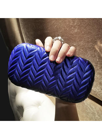 Clutches Ceremony & Party/Casual & Shopping PU Snap Closure Elegant Clutches & Evening Bags