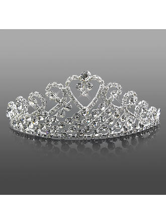 "Tiaras Wedding/Special Occasion Alloy 5.91""(Approx.15cm) 1.97""(Approx.5cm) Headpieces"