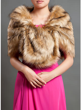 Wrap Special Occasion Faux Fur Other Colors Wraps