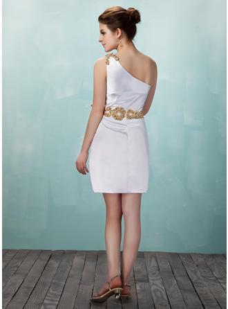 long sleeve calf length cocktail dresses