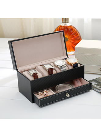 "Jewelry Box Wood 8.67""(Approx.22cm) 4.33""(Approx.11cm) Wedding & Party Jewelry"