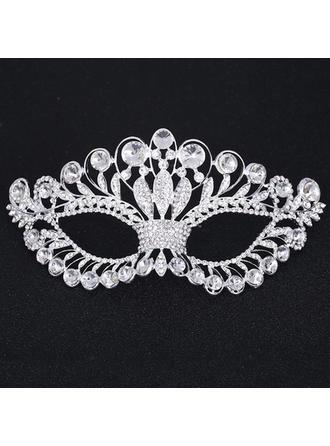 Hermoso Aleación Máscaras (Se venden en una sola pieza)