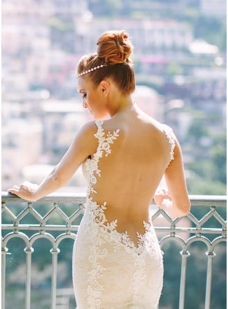 blingy wedding dresses