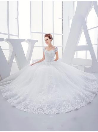blue wedding dresses for bride