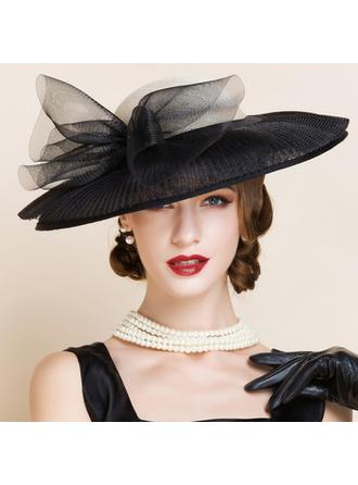 Cambric Bowler/Cloche Hat Charming Ladies' Hats