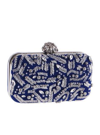 Elegant Suede Fashion Handbags