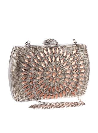 Elegant Gold Plated Fashion Handbags