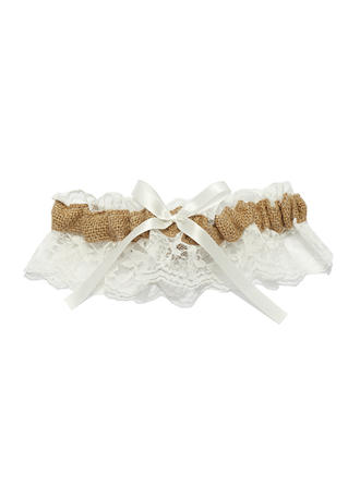 Garters Women Wedding/Special Occasion Lace With Bowknot Garter
