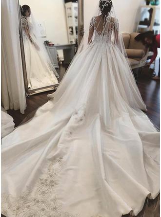 bling wedding dresses 2017