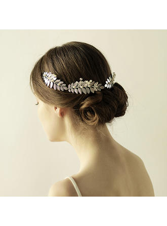 Elegant Copper Headbands (Sold in single piece)