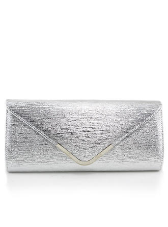 Clutches Wedding/Ceremony & Party PU Snap Closure Delicate Clutches & Evening Bags