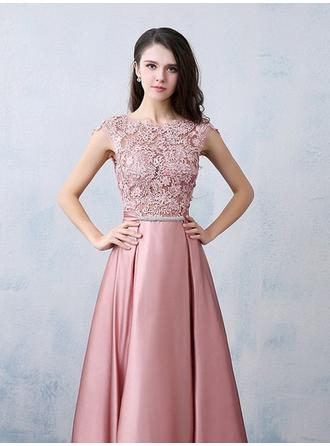beautiful floral print prom dresses