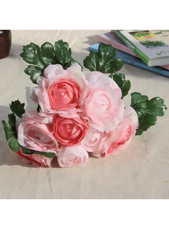 "Decorations Free-Form Wedding Fabric 9.85""(Approx.25.5cm) Wedding Flowers"