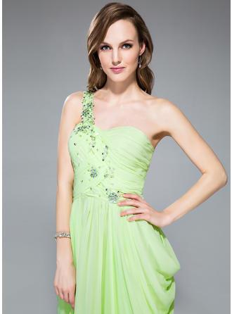red off the shoulder prom dresses