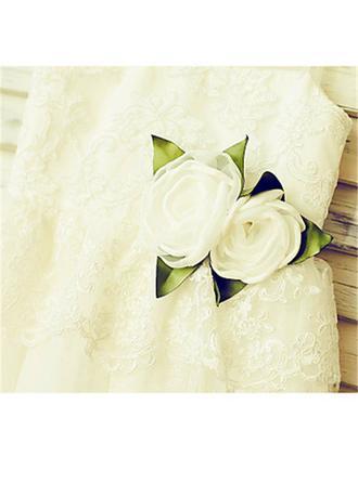 flower girl dresses plus size inexpensive