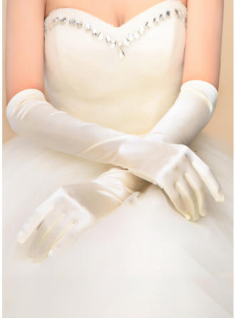 Nylon Ladies' Gloves Opera Length Bridal Gloves Nylon Gloves (014192150)