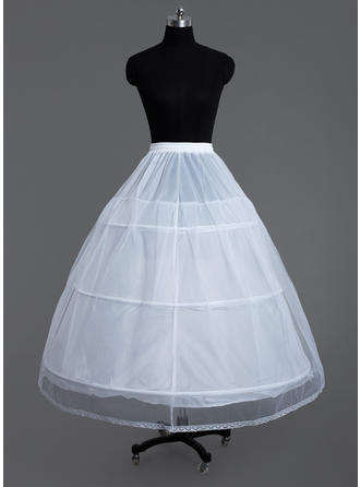 Petticoats Tulle Netting/Polyester Ball Gown Slip/Full Gown Slip 2 Tiers Wedding/Special Occasion Petticoats