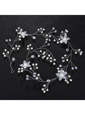 Headbands Wedding Alloy/Imitation Pearls Fashion (Sold in single piece) Headpieces