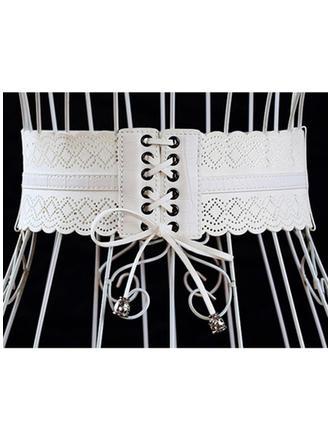 Women PU Belt Fashional Sashes & Belts