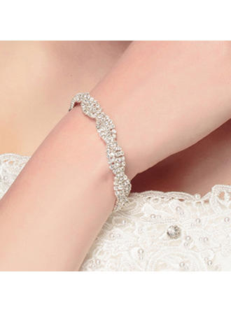 "Bracelets Alloy Ladies' Charming 7.48""(Approx.19cm) Wedding & Party Jewelry"