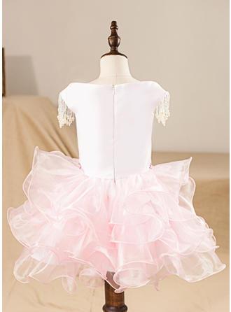 lavender lace flower girl dresses
