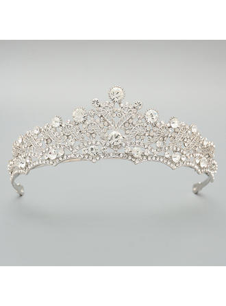 "Tiaras Wedding/Special Occasion/Carnival Alloy 1.18""(Approx.3cm) 5.12""(Approx.13cm) Headpieces"