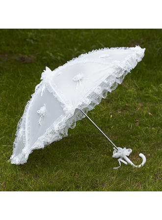 Wedding Umbrellas Bridal Parasols Women's Wedding Lace Wedding Umbrellas
