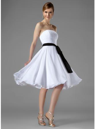 column long bridesmaid dresses