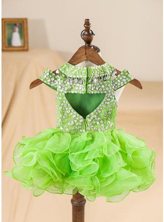 fancy flower girl dresses