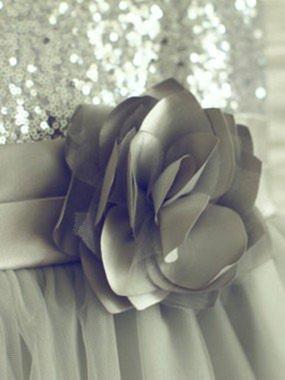 champagne flower girl dresses long
