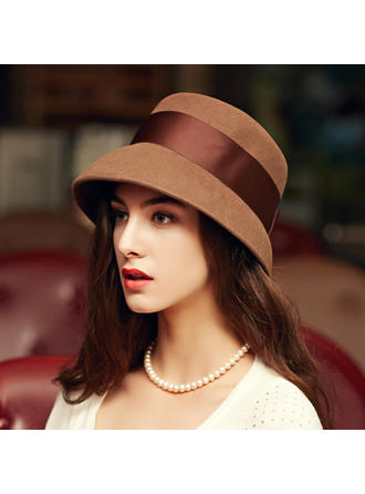 Wool Bowler/Cloche Hat Gorgeous/Elegant Ladies' Hats