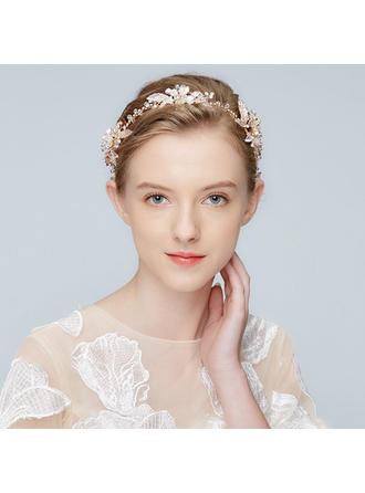 Elegant Legierung Stirnbänder mit Kristall (In Einem Stück Verkauft)