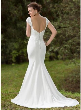 1940s hollywood wedding dresses