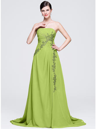 empire style evening dresses