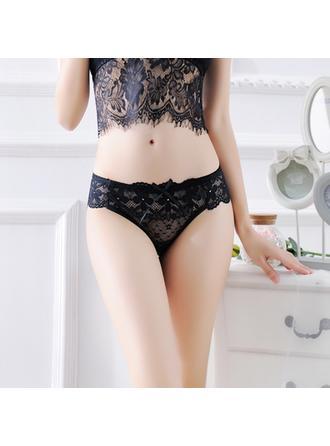 Panties Casual/Wedding Bridal/Feminine Nylon Sexy Lingerie