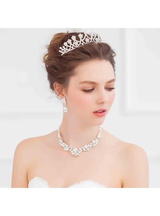 Fashion Alloy Tiaras (042096374)