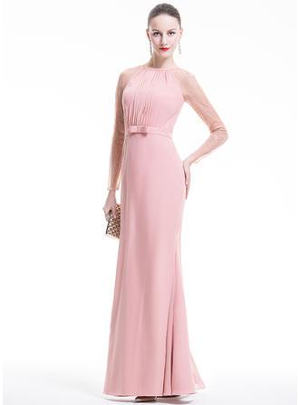 evening dresses for large ladies
