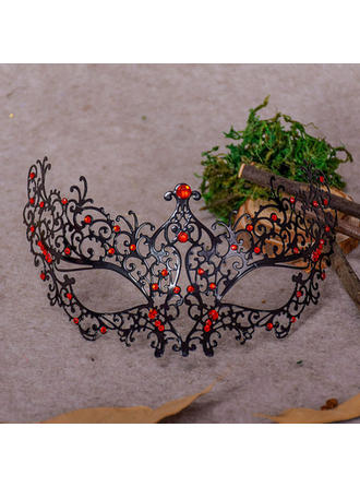 Gorgeous Alloy Masks (Sold in single piece)