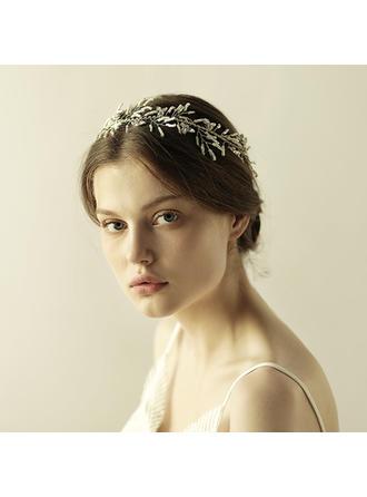 Elegant Rhinestone/Alloy Headbands (Sold in single piece)