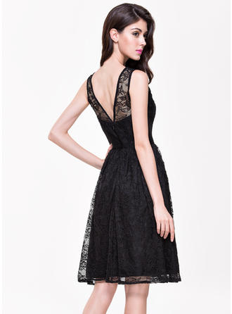 blush midlength bridesmaid dresses