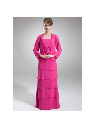 Wrap Special Occasion Chiffon Long Sleeve Wraps