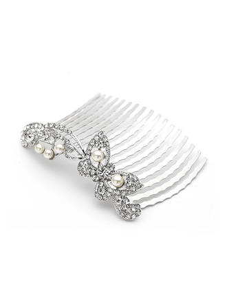 "Combs & Barrettes Special Occasion/Casual/Outdoor Alloy 3.94""(Approx.10cm) 1.18""(Approx.3cm) Headpieces"