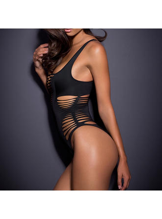 Strand Weiblich/Mode Lyrac/Elasthan Sexy Lingerie