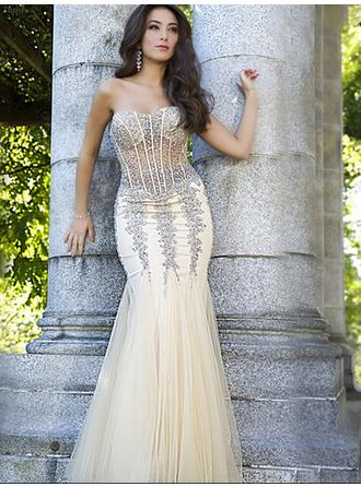 Floor-Length Prom Dresses