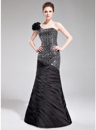 long sleeve evening dresses formal