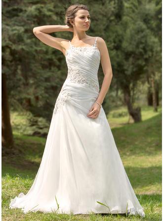 beaded sweetheart wedding dresses
