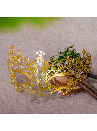 Mooi Legering Maskers (Verkocht in één stuk)
